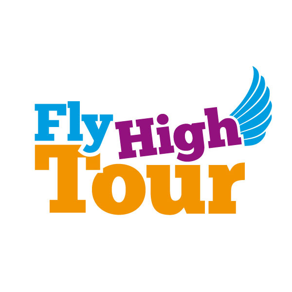 logo fly high tour
