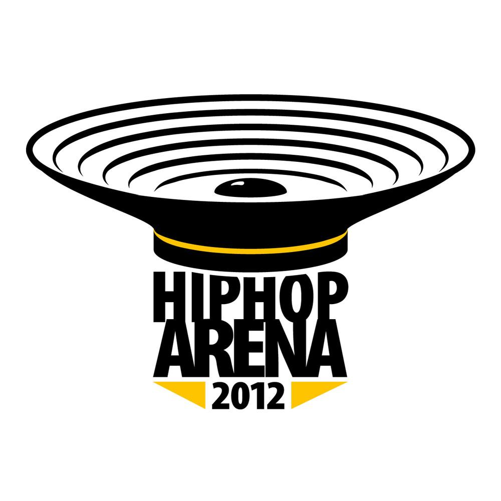 hip hop arena logo