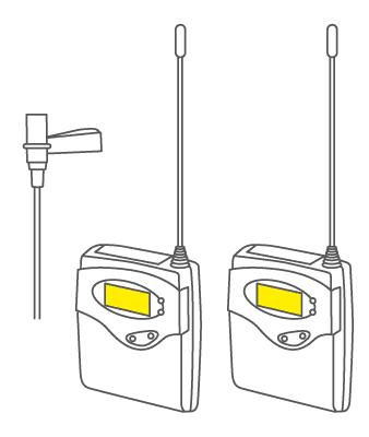 Sprzęt audio używany do filmowanie video